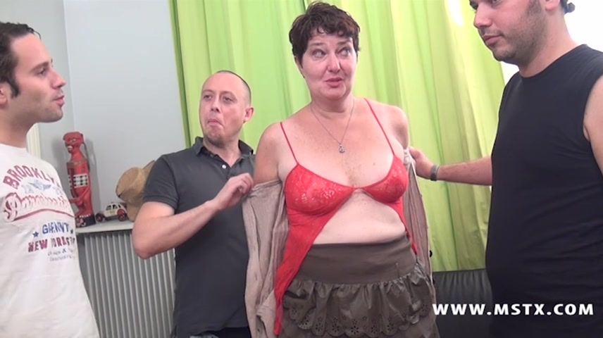 natasha cougar gang bang